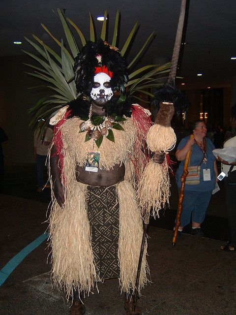 african witch doctor costume - Google Search