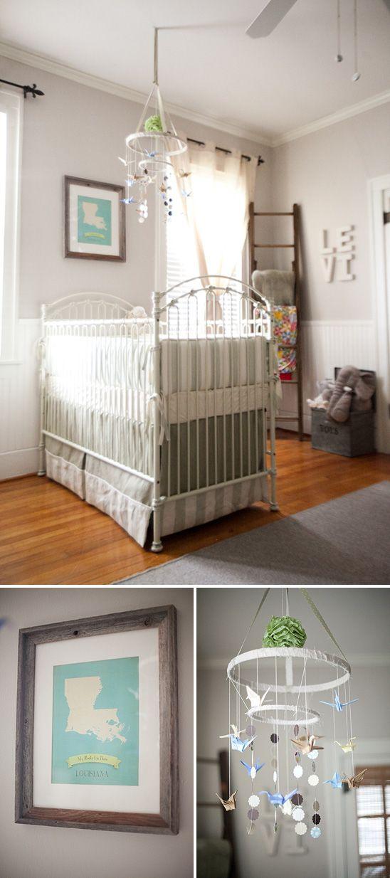 Such a cute nursery