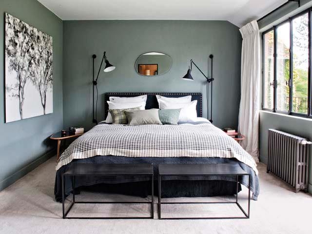Image result for french blue bedroom