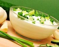 Sauce légère au yaourt