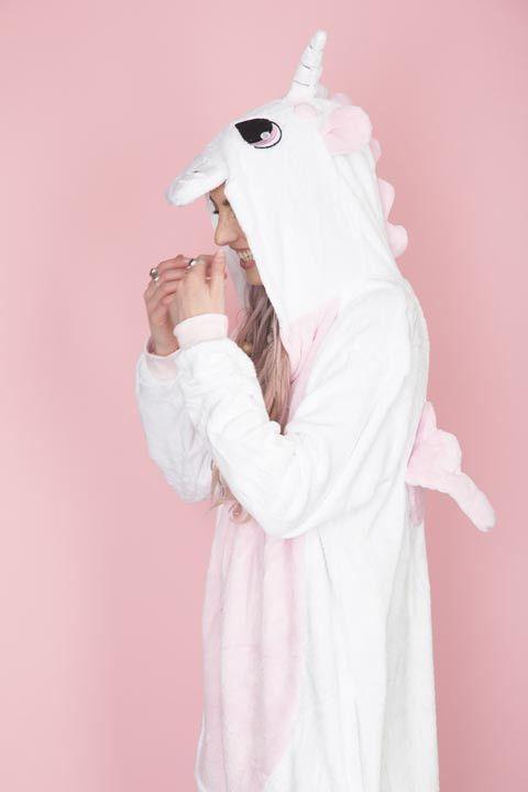 Pink Unicorn Onesie Pink Fluffy Unicorns Dancing On Rainbows onesie