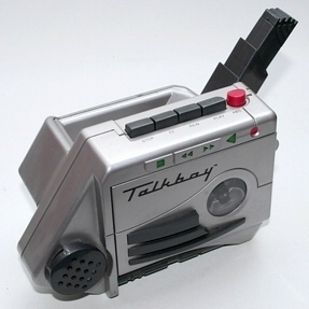 Talkboy and Talkgirl | 31 Awesome '90s Toys You Never Got, But Can Totally Buy Today