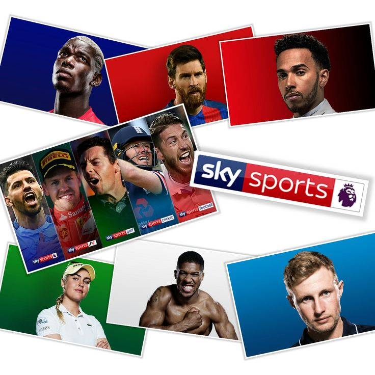 Pick & Choose from 5 Favourite Sports Channels including Premier League, Football, F1, Cricket & Golf. Swap them once a month. Plus, enjoy international Rugby Union, Rugby League, Boxing, D…