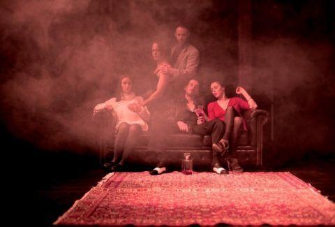 «Το τρελό αίμα» και η «Δεύτερη Εντολή» του Παντελή Πρεβελάκη στο Θέατρο Τέχνης Καρολου Κουν