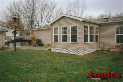 Top 25 ideas about mobile home addition on pinterest for Mobile home room addition