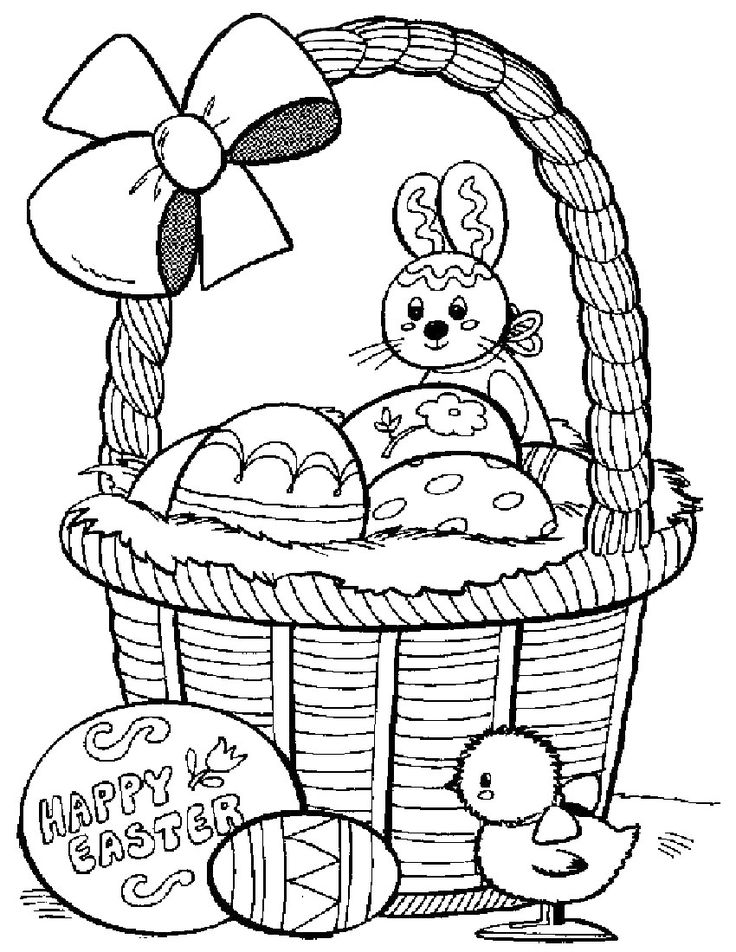 easter egg coloring pages google search