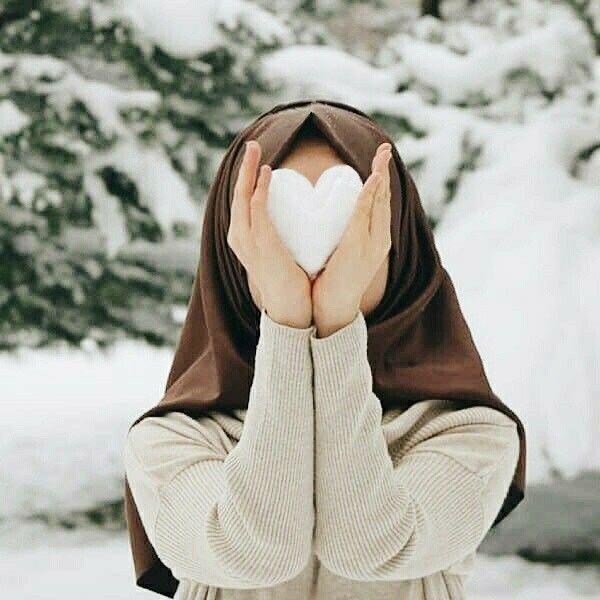 Dil Heart Gaya Hijab Pejuang Wanita Model Pakaian Muslim