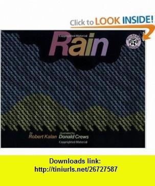 30 best donald crews author study images on pinterest author rain 9780688104795 robert kalan donald crews isbn 10 0688104797 fandeluxe Images