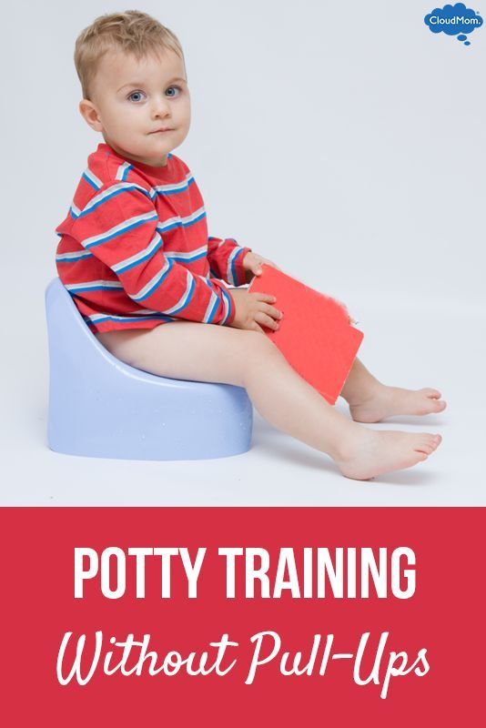 When should you stop using pull-ups? How should you potty train at night? Here's some great info for how to potty train your kid without pull-ups!