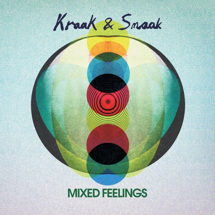 New #Release Mixed Feelings - Kraak & Smaak