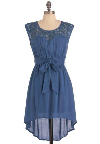 As You Lake It Dress: Birthday Dresses, Blue Dresses, So Cute, Dresses 54 99, Bridesmaid Dresses, Blue Lace, Grad Dresses, Charli Style, Modcloth Com