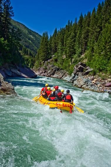 5. Flathead River: Cold and Beautiful