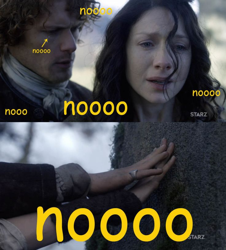 "83 Thoughts I Had Watching The ""Outlander"" Season Finale, Including ""OH GOD WHY?"""