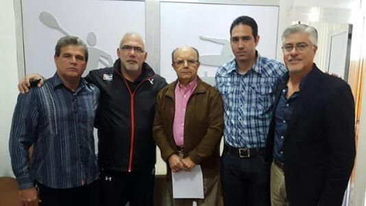 La Habana, Cuba.- La Liga Mexicana de Beisbol, el Ministerio del Deporte de Cuba y el Laboratorio Antidoping de La Habana, celebraron recien...