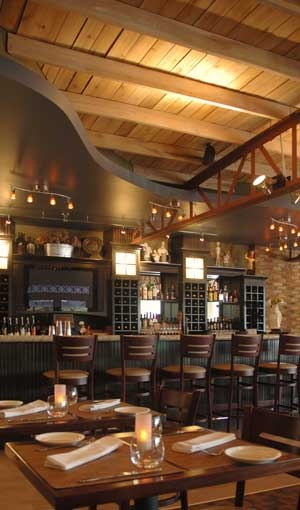 Bazin's on Church - Favorite neighborhood restaurant - Great menu and wine list - love the ambiance as you feel like you are in a restaurant in NYC or LA.