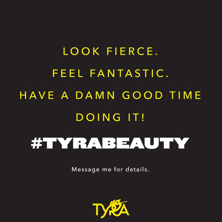 Excited to share the new #TyraBeauty cosmetic experience! Get Fierce. Shop Now. Join Us. Thank you for your order! Shop online tyra.com/jericamsjerica