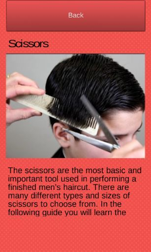 You have been playing barber shop games for girls for a long time, but you want to make barber machine sound real? Download How To Barber and become a professional hairdresser! This app is made for people who want to know How To Barber in barber shop and at home! Know what are barber trimmer, barber clippers and barber background with How To Barber! Learn about barber haircuts with this ultimate barber cut hair app. <p>Tired of hair salon play apps? Want to create something real? How To…