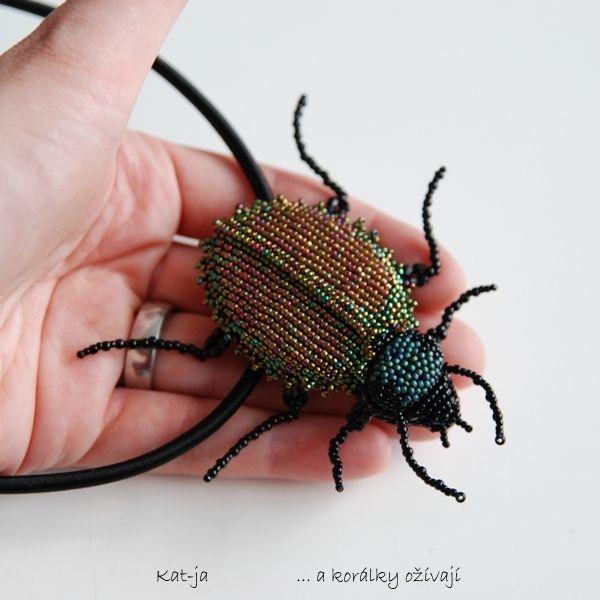 My little beetle ... by Katka Václavíková