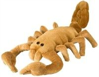 "Desert Scorpion Plush Stuffed Animal 12"": This Desert Scorpion Plush Stuffed Animal 12 is Stuffed… #PetProducts #PetGifts #AnimalJewelry"