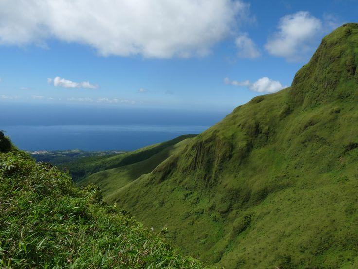 SENSATION MONTAGNE : Montagne Pelée & Domaine d'Emeraude : Le Mercredi, Hiking road Sainte-Anne Martinique - Sainte-Anne in Martinique Visite.org