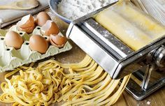 Pasta fresca fatta in casa: tutte le dritte