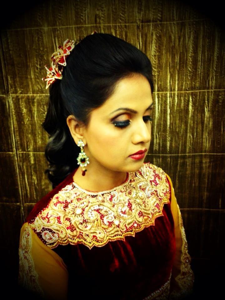 #indianbride #indian #wedding #hairstyle