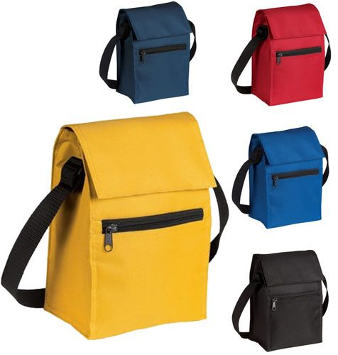 canvas insulated cooler lunch bag cooler bags pinterest promotion companies