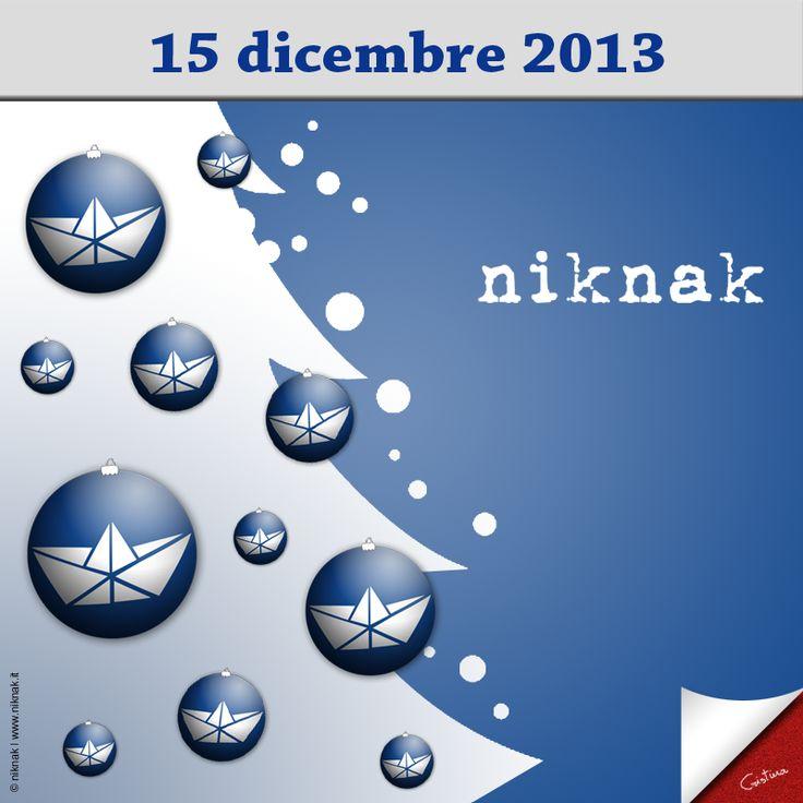 Christmas illustration by niknak | Christmas tree, snow