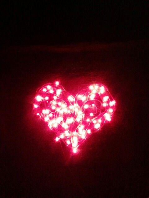 led's heart