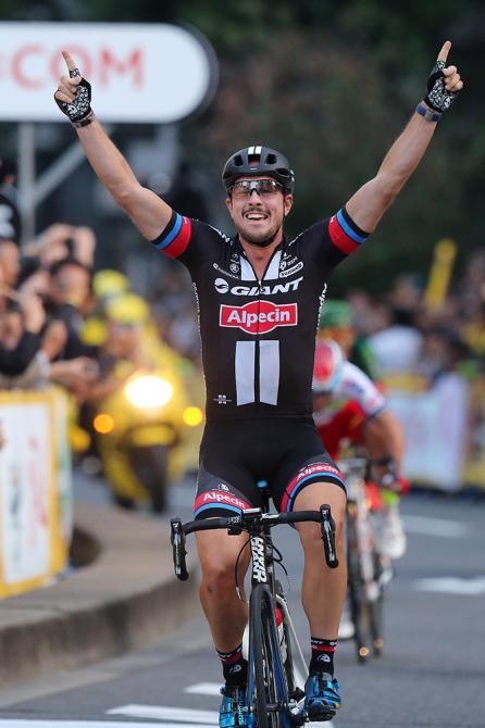 John Degenkolb wins Saitama Criterium 2015