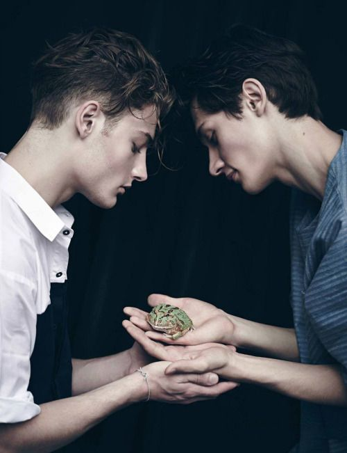 Lorcan and Albus