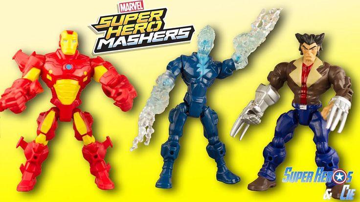 https://youtu.be/ys8UsEDcX64 #superherosetcompagnie #youtube #superhero #mashers #superheromashers #mashup #toys #toyunboxing #jouet