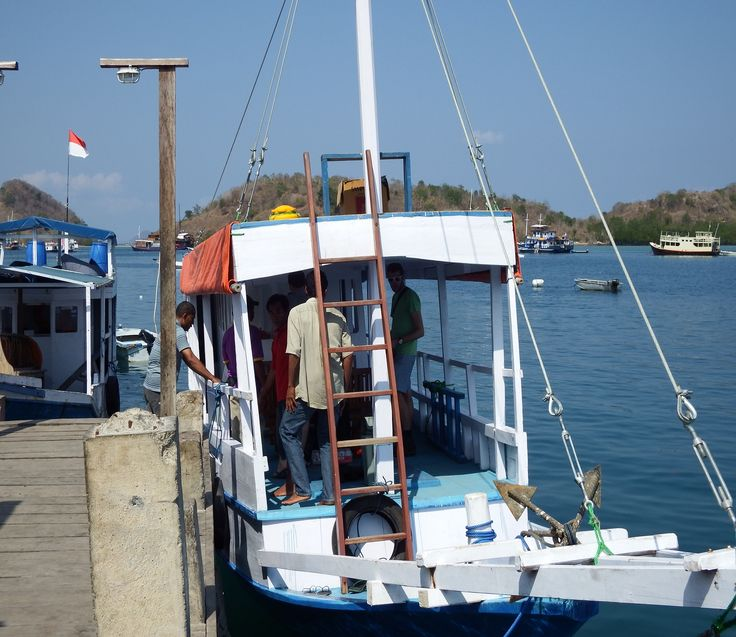 Labuan Bajo, Flores Island tours - Indonesia.  www.megatours.co.id