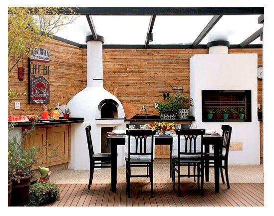 espaço gourmet churrasqueira - Pesquisa Google