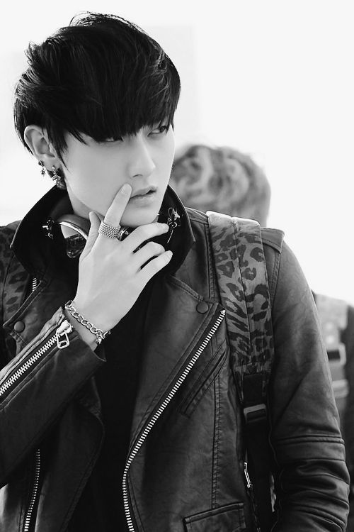 The world is ready to know that I love KPOP. Why wouldn't I? Look at Huang Zi Tao from EXO...