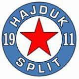 HNK  HAJDUK SPLIT  - old logo