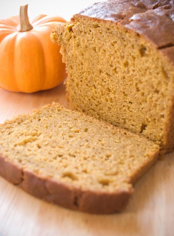 Gluten-Free Pumpkin Bread [Slideshow]