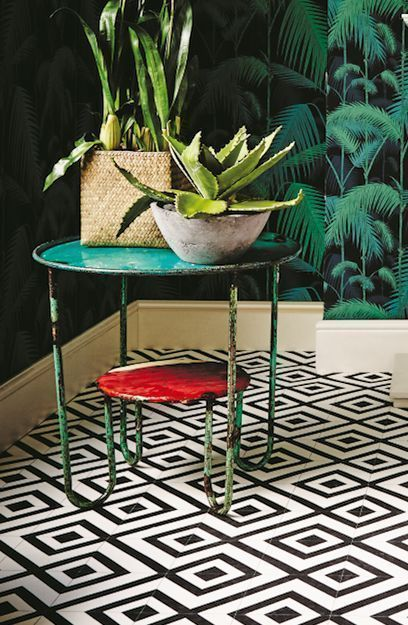 Whats Hot In Vinyl Flooring? And why it is a great alternative and stylish floor covering.