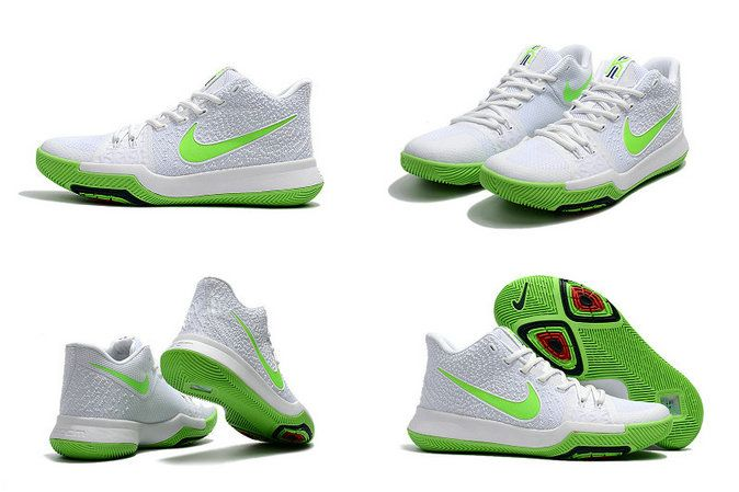 more photos 3ae30 2dd5d Free Shipping Only 69$ Nike Kyrie 3 III Mountain Dew White ...