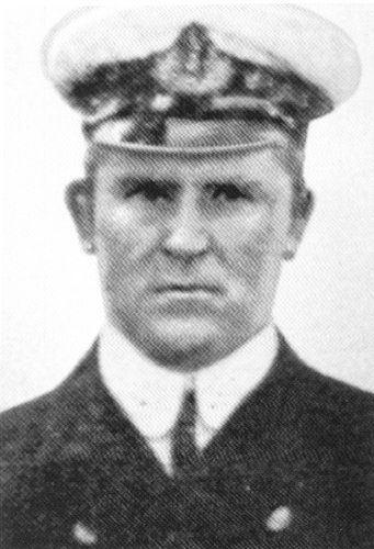 Commander Charles Herbert Lightoller was the second officer on board the Titanic, and the most senior officer to survive the disaster. He was born in Chorley, Lancashire, England, on March 30, 1874.