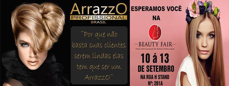 A ArrazzO Profissional Cosméticos Profissionais possui uma linha completa, Multifuncional e Versátil para o seu Salão de Beleza, confira!
