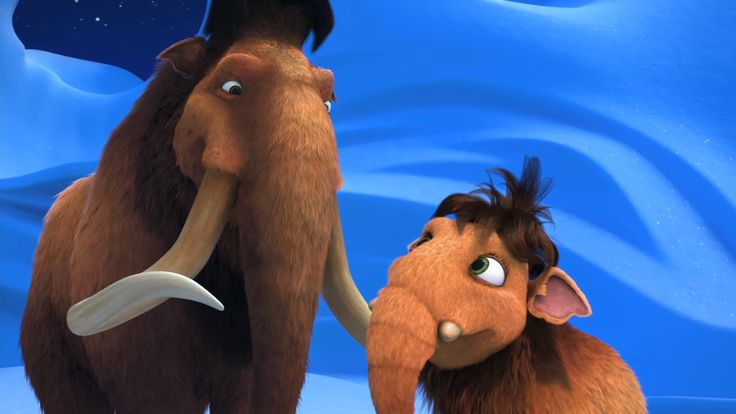 from Jaydon ellie from ice age nude