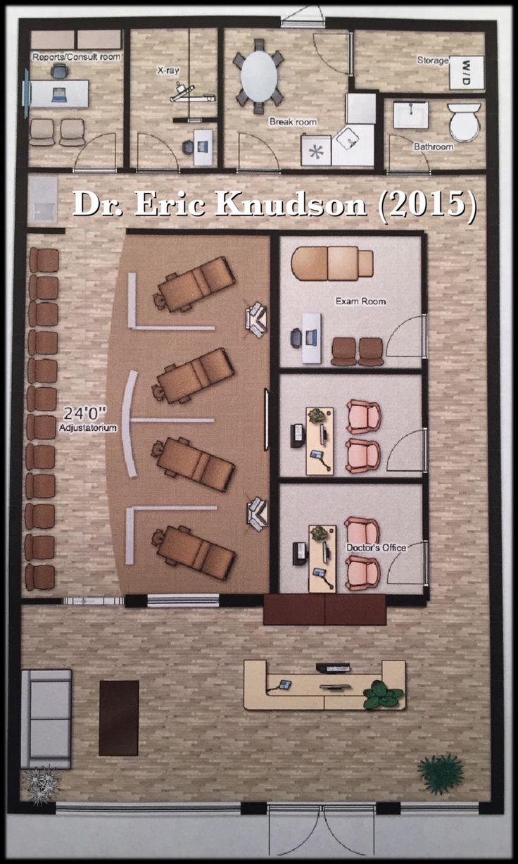 Best 25 chiropractic office design ideas on pinterest for 1000 sq ft office floor plan