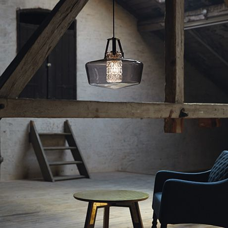 Addicted Lamp - Brass/Grey - alt_image_two