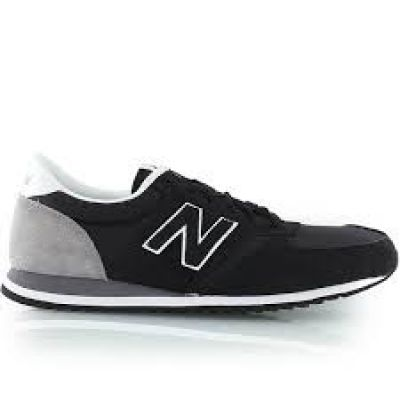 New Balance 420 Black & Grey