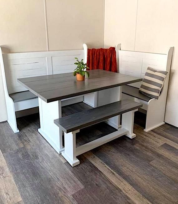 Corner Dining Set Breakfast Nook Dining Set Dining Table Dining Bench Table And Benches Storage Benches In 2020 Corner Dining Set Breakfast Nook Dining Set Corner Dining Nook