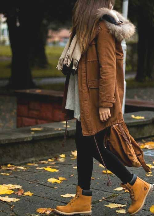 How to wear timberland boots – Just Trendy Girls