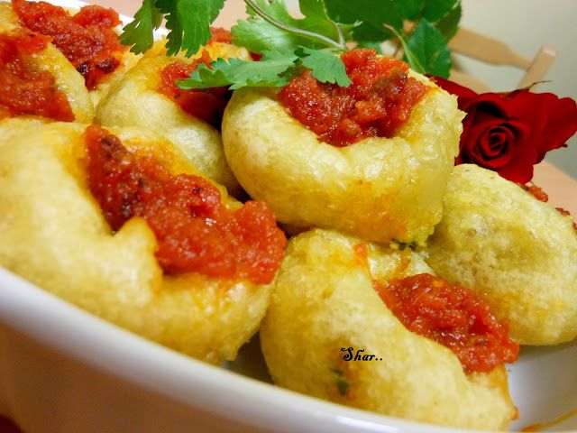Confessions Of A Foodaholic: Mauritian Chana Puri