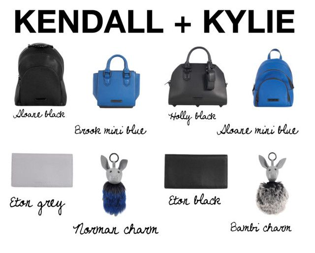 KENDALL + KYLIE   FW 16/17 by thequeenstore on Polyvore featuring moda