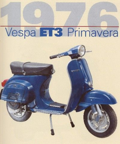 Vespa Primavera 125- same color not the same model I had but close enough, sure miss it!